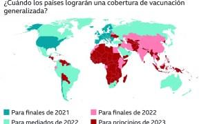 mapa de vacunación