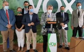 Interparlamentarios de Vox