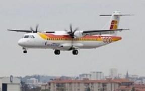 Avión de Melilla