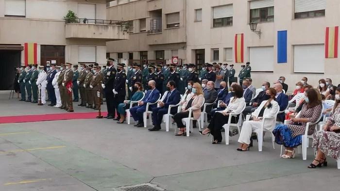 Guardia civil de Melilla