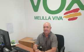 Secretario de Vox Melilla