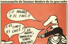 Semanario de humor Hermano Lobo