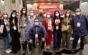 PSOE Melilla en la Ejecutiva