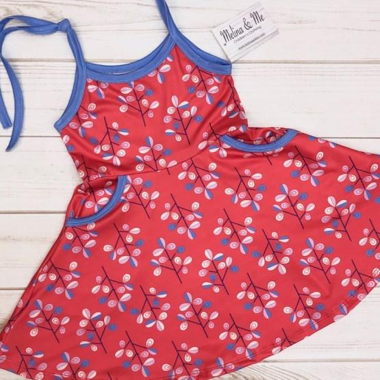 Melina & Me - Aloha Dress (Front)
