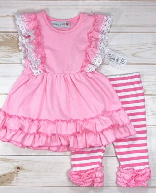 Melina & Me - Bubblegum Outfit