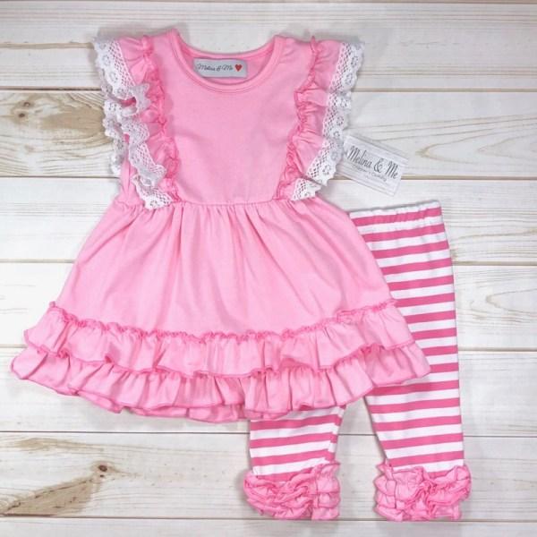 Bubblegum Outfit (Capri Pants)