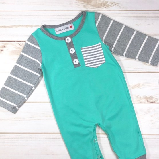 Melina & Me - Silas Jumper (Front)