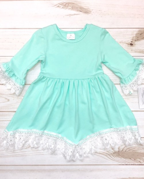Melina & Me - Mint To Be Dress