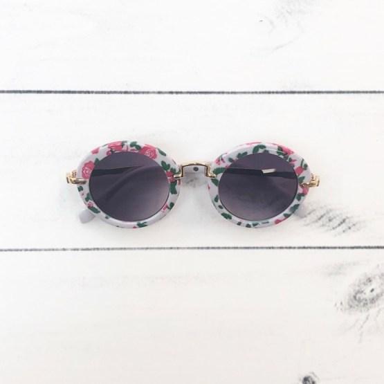 Melina & Me - Sunglasses (Floral)
