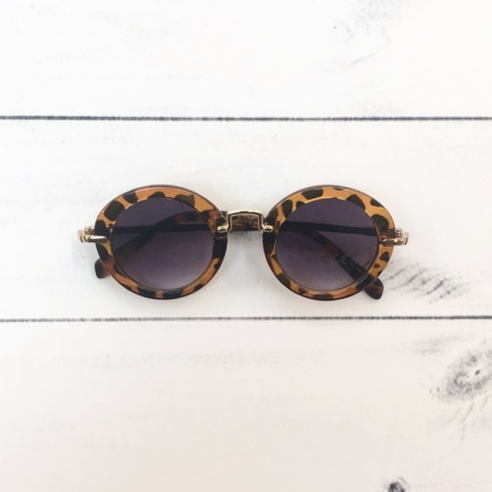 Melina & Me - Sunglasses (Tortoiseshell)