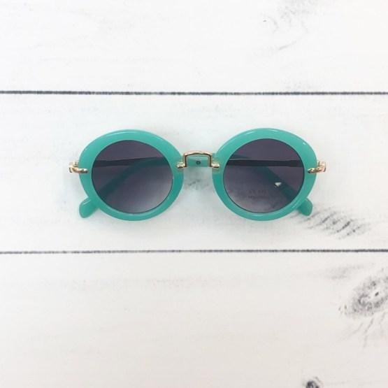 Melina & Me - Sunglasses (Turquoise)