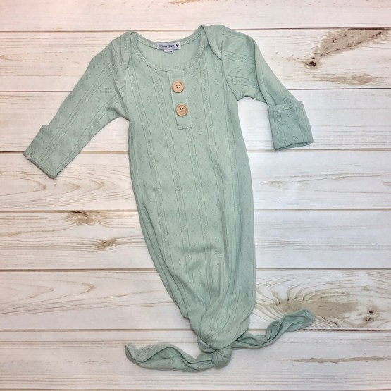 Melina & Me - Amelia Baby Gown