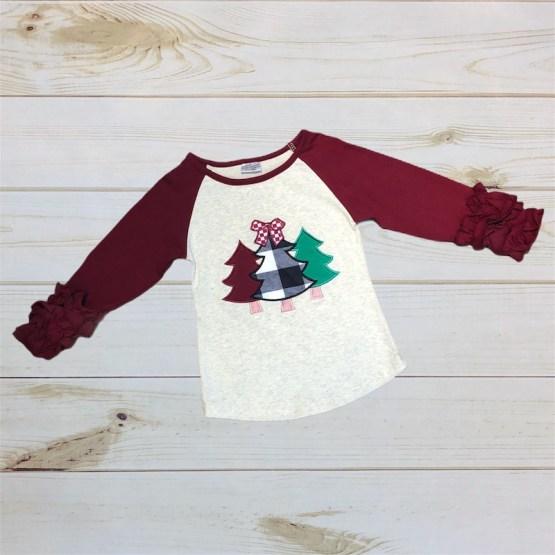 Melina & Me - Oh Christmas Tree Shirt