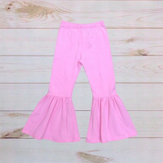 Melina & Me - Bell Bottom Pants (Pink)