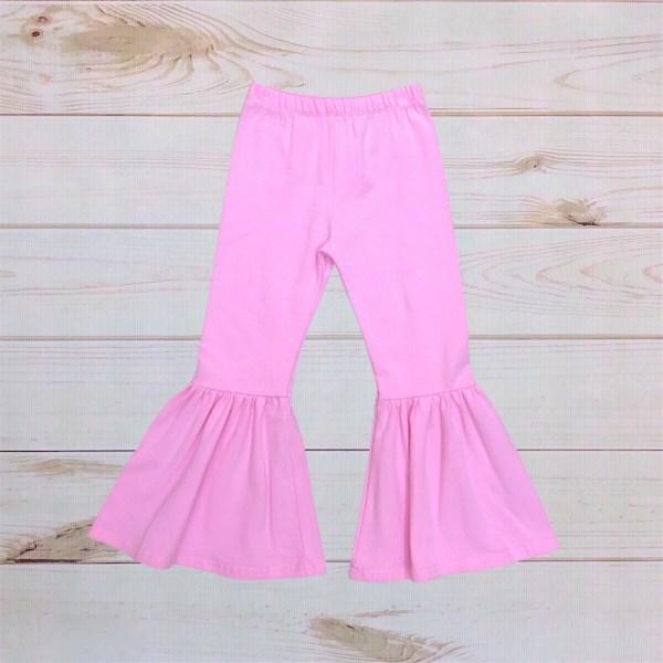 Bell Bottom Pants (Pink)