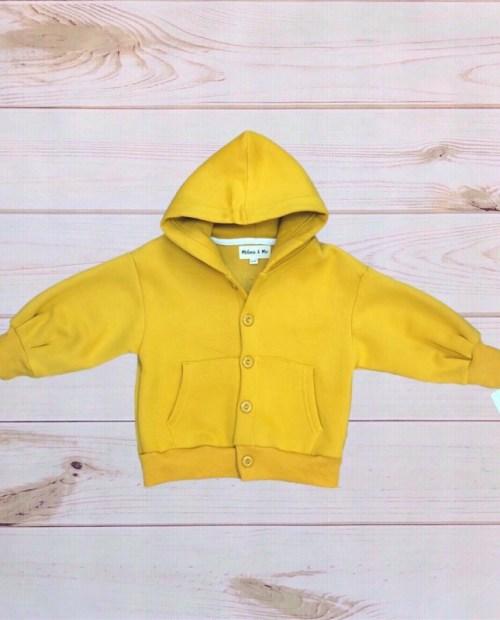 Melina & Me - Jacket (Mustard)