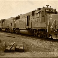 Day 331- R is for Railroad