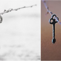 Keys . . . and Twigs