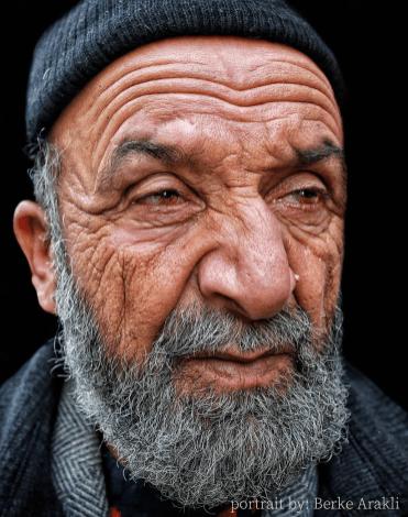 portrait by_ Berke Arakmanli