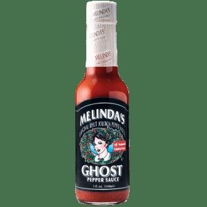 Melinda's Ghost Pepper Sauce