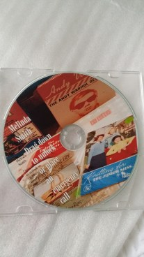 picture of the DDTU CD inside the CD case