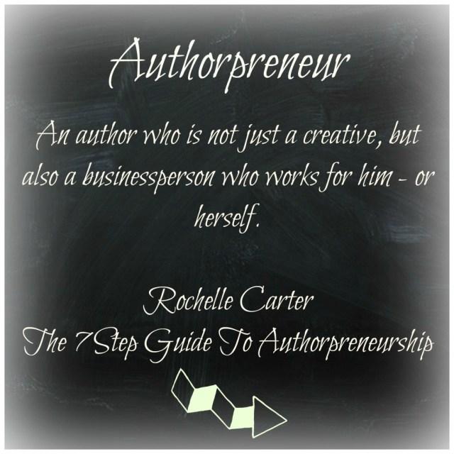 authorpreneur definition melindatodd