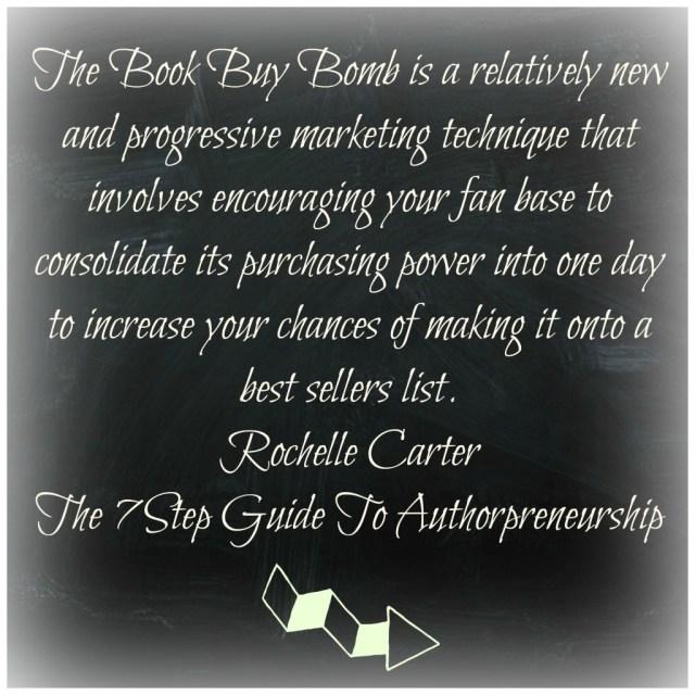 book buy bomb definitionmelindatodd