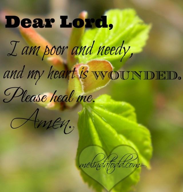 psalm 109 prayer for healing