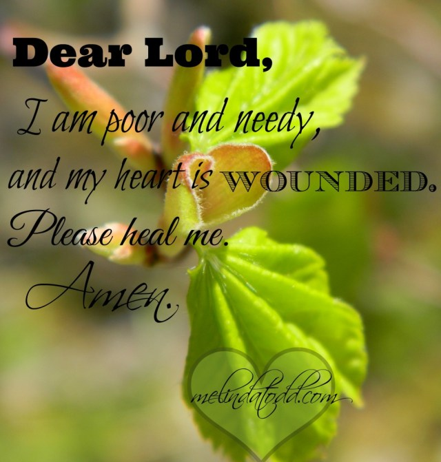 psalm 109 prayer for healing