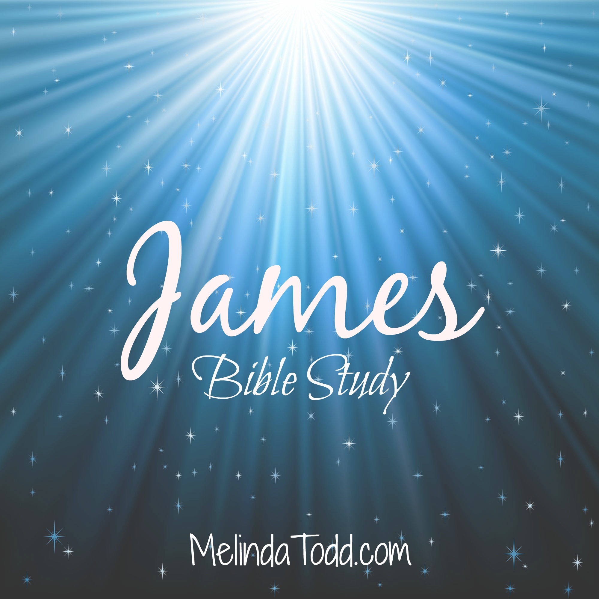 James Bible Study Printables |