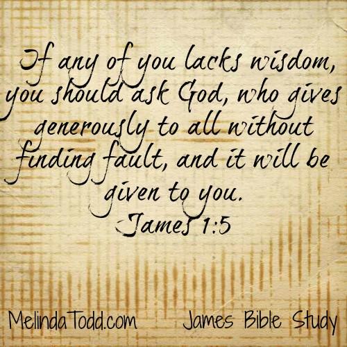 James1:5