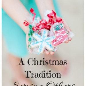 A Christmas Tradition Serving Others by Melinda Todd
