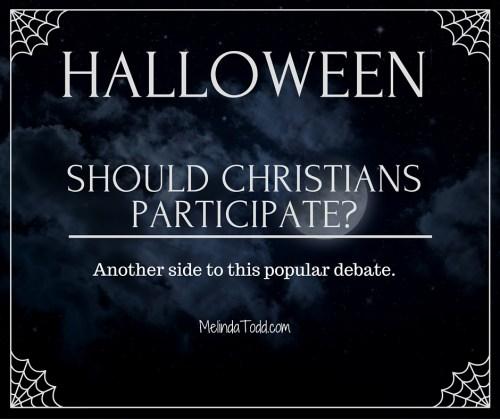 Halloween Should Christians Participate?