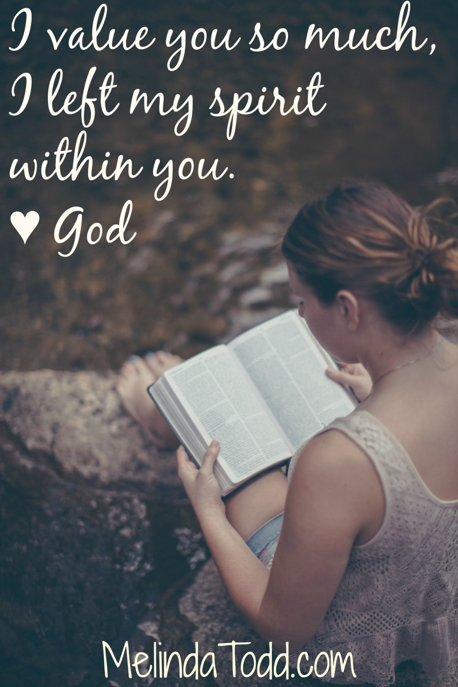 God Values You So Much!