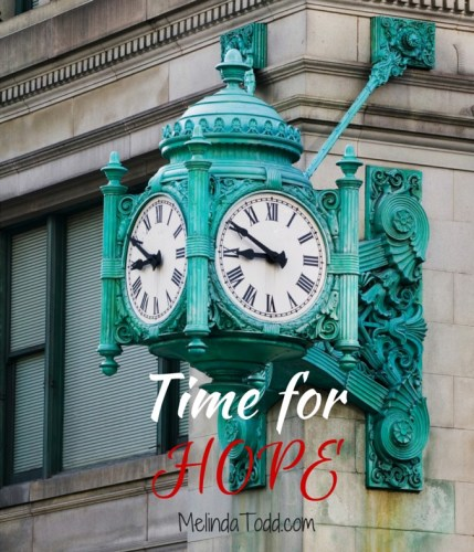 time for hope