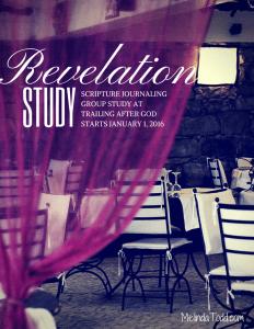 Revelation Study