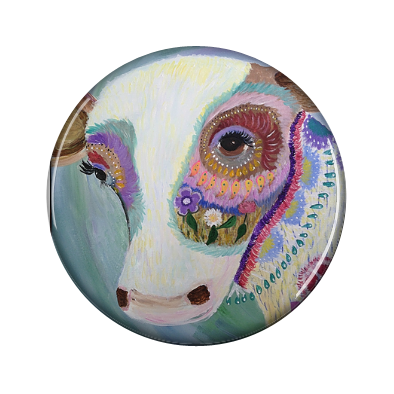 Hippie Cow Magnetic Jewelry