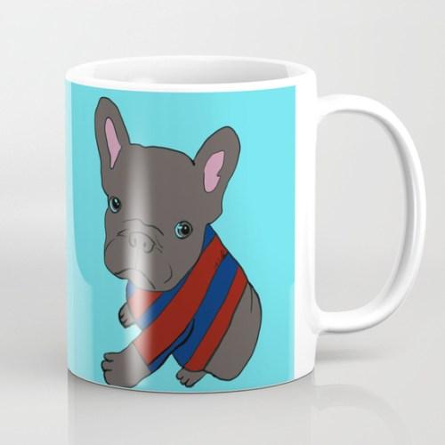 French Bull Dog Coffee Mug