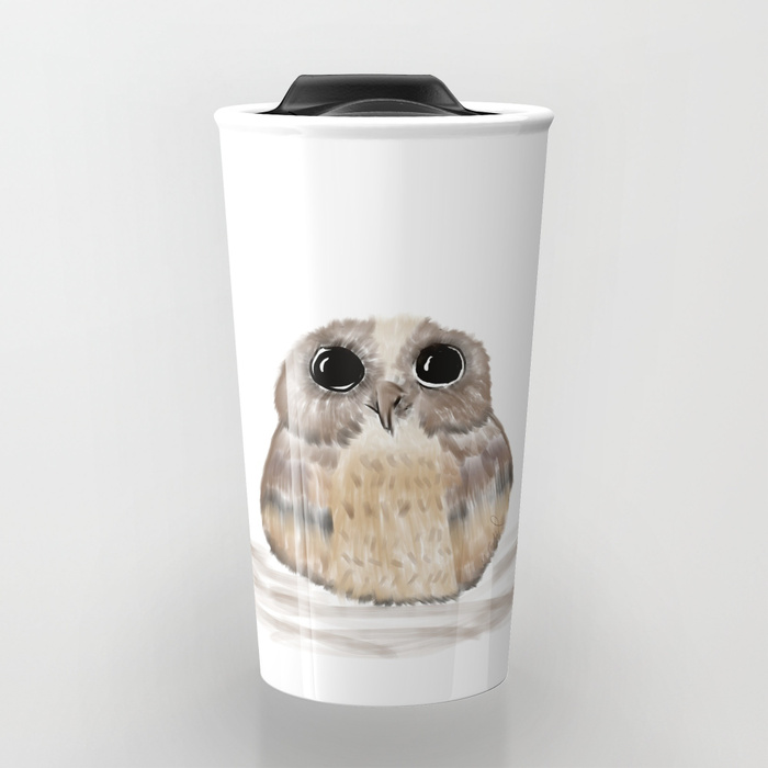 Sweet Owl Travel Mug