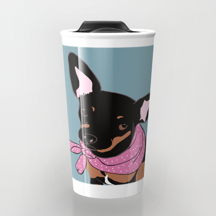 Sweet Chihuahua Travel Mug
