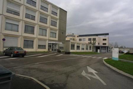 Hôpital Bertholon Mourier - Givors