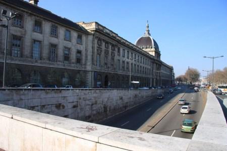 Hôpital Hôtel Dieu - Lyon