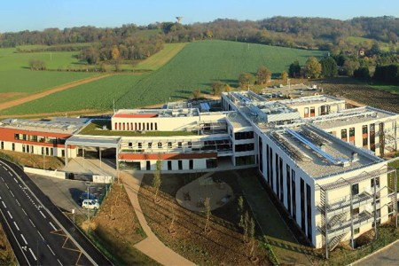 Hopital Intercommunal de Neuville Fontaine - Neuville sur Saône