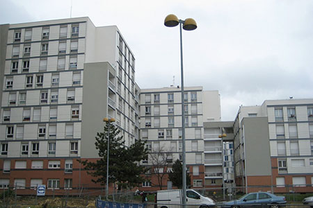 Résidence Lavoisier - Pierrefitte sur Seine bis