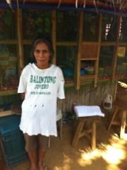 Women of Botongon lose their livelihoods after Typhoon Yolanda