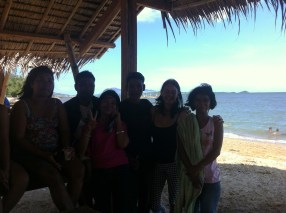 One of my last days trip 2 with the Bandojo family at Tanza Beach.