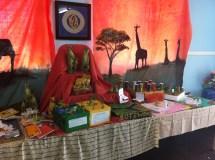 Botswana presentation by Warialda Primary School students