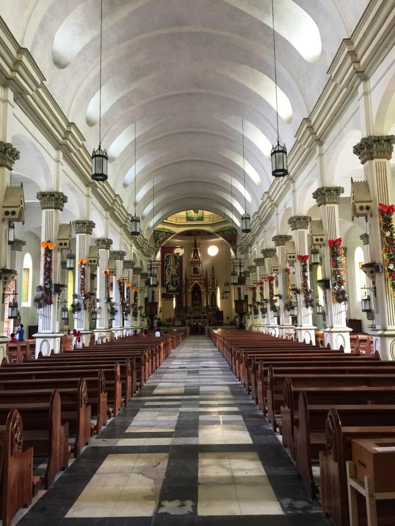 Church of Molo, Iloilo City.