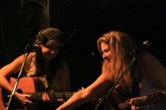 mel and jan perform together