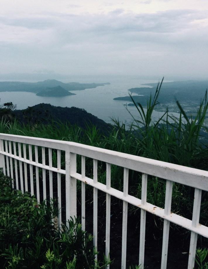 tagaytay and the volcano